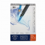 Blok do szkicu Winsor&Newton Smooth Surface Cartridge Pad A4 150 g 25 ark.