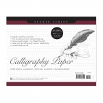 Blok do kaligrafii Calligraphy Paper Studio Series 27,94 x 19,05 cm 140 g 50 ark.