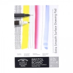 Blok do szkicu Winsor&Newton Bristol Board Extra Smooth A5 250 g 20 ark.