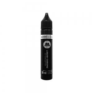 Chromowy tusz MOLOTOW Liquid Chrome 30 ml
