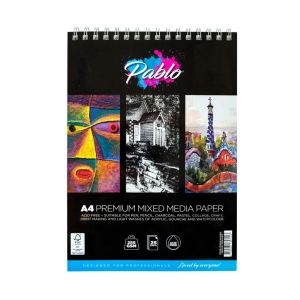 Blok Pablo Premium Mixed Media 255 g 25 k