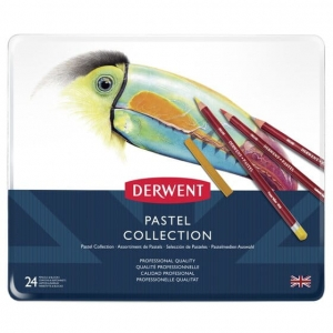 Zestaw Derwent Pastel Collection 24 szt.