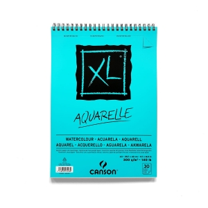 Blok do akwareli Canson XL Aquarelle A3 300 g 20 ark.