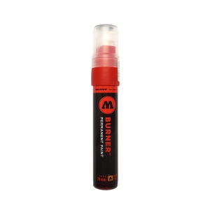 Marker MOLOTOW BURNER Red 640PP 20mm