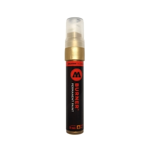 Marker MOLOTOW BURNER Gold 640PP 20mm