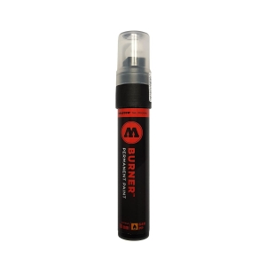 Marker MOLOTOW BURNER Black 640PP 20mm
