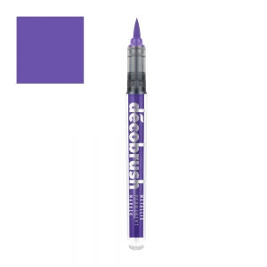 DecoBrush Metallic Karin Violet