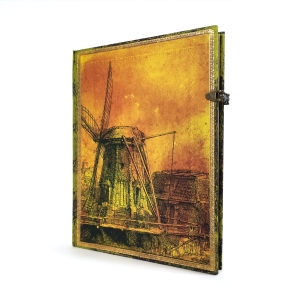 Szkicownik Paperblanks Rembrandt's 350th Anniversary Ultra