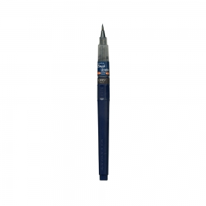 Pisak Kuretake Brush Writer no. 90 grey