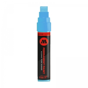 Marker MOLOTOW 620PP 15 mm shock blue middle