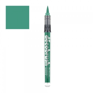 DecoBrush Metallic Karin Green