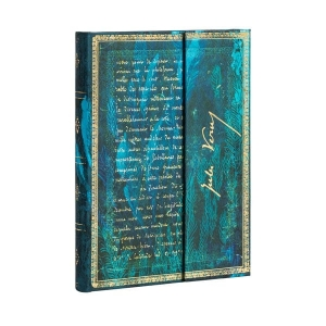 Notatnik Paperblanks Julius Verne 20000 Leagues ultra wrap