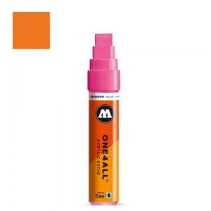 Marker akrylowy Molotow One4All 627HS 15 mm dare orange 085
