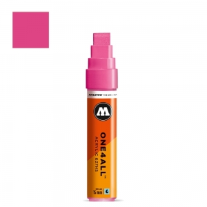 Marker akrylowy Molotow One4All 627HS 15 mm neon pink 200