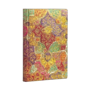 Notatnik w linie Paperblanks Bavarian Wild Flower Flexis mini