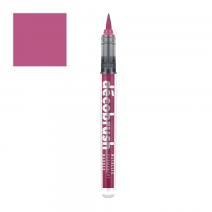 DecoBrush Metallic Karin Pink