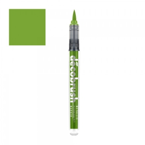 DecoBrush Metallic Karin Light Green